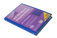 DISPLAY BOOK HARDBACK 40 PK (DB-9640)