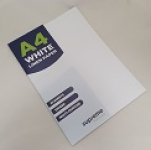 LINEN PAPER A4 WHITE 120GSM (IP-5118)