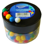 PUSH PINS TUB LARGE 100PK (PP-9206)