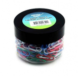 PAPER CLIPS TUB COL 28MM 300PK (PC-3421)