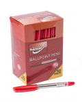 SUPREME BALL POINT PENS RED (RD-0552)