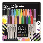 SHARPIE 24 GLAM AST MARKERS (S0944841)