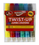 TWISTABLE CRAYONS 6PK JUMBO (RT-0021)