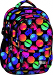 BACKPACK COLOURFUL DOTS (BP-7621)