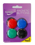 MAGNET 30MM 4PK CARDED (MB-8283)