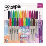 SHARPIE 24 ELECTRO AST MARKERS (1940862)